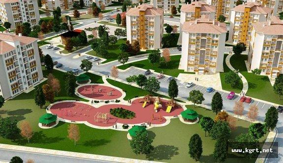 TOKİ, Karaman'da 998 Konut İnşa Edecek
