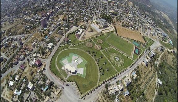 Torosların Yiğidi Musa Eroğlu İçin Sevgi Parkı Yaptırıldı