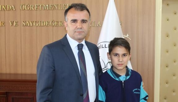 Türkiye İkincisinden Sultanoğlu'na Ziyaret