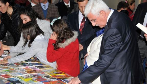 Vali Murat Koca, Bu Yıl 52.si Düzenlenen Kütüphaneler Haftası Programına Katıldı