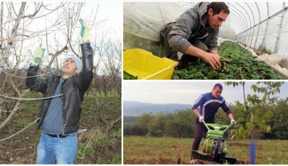 Genç Çiftçi Hibe Başvuruları 12 Nisan'da Başlıyor