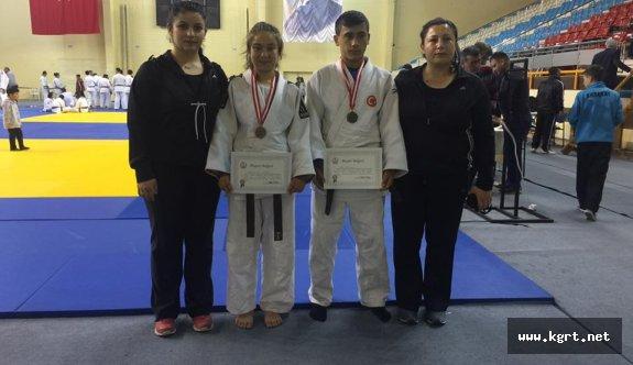 Karamanlı Judocular Final Biletini Kaptı