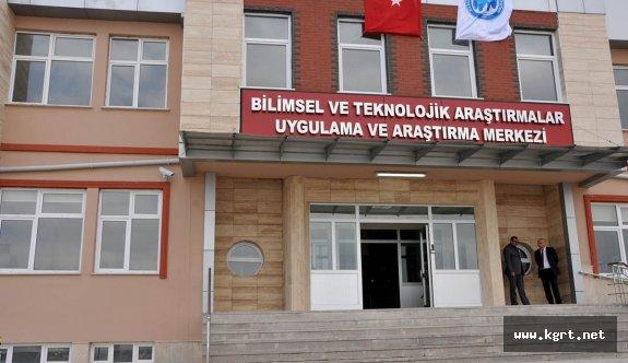KMÜ Bilimsel Ve Teknolojik Uygulama Ve Araştırmalar Merkezi Açıldı