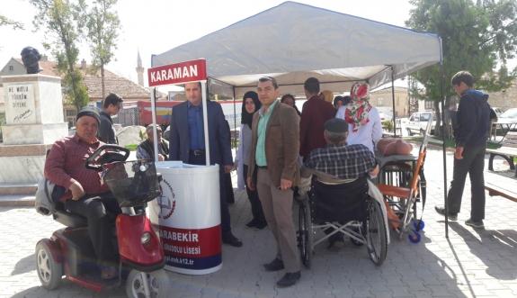 Kâzımkarabekir'de Halk Sağlığı Günleri Başladı
