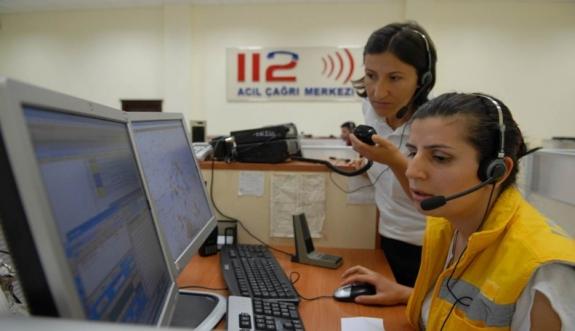 112 Çağrı Merkezini Meşgul Eden 44 Kişiye 11 Bin Lira Ceza Kesildi