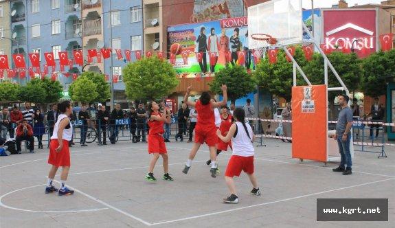 3x3 Türkiye Turu Basketbol Heyecanı Sona Erdi