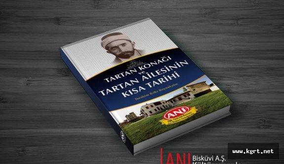 Anı Bisküvi A.Ş. 739.Türk Dil Bayramı İçin Yeni Kitap Yayınladı
