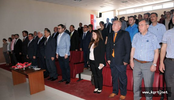 AR -GE Reform Paketi Bilgilendirme Toplantısı Yapıldı