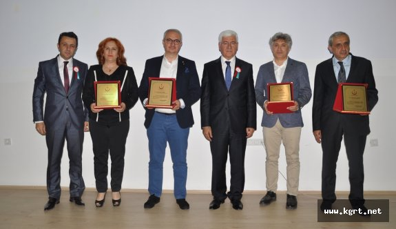 Dünyaca Ünlü Cerrahlar Karaman'da Sempozyum Verdi