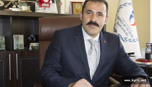 İl Müdürü Kısacık'tan Enes Uysal'a Tebrik