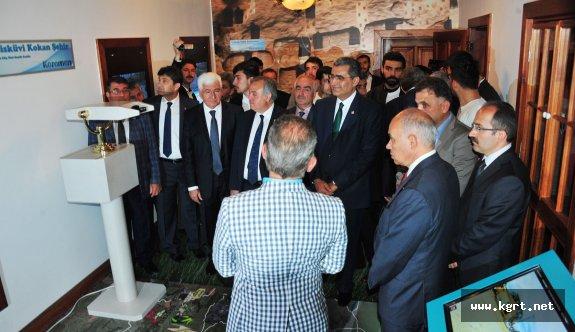 Karaman Turizm Tanıtım Ve Bilgi Merkezi Açıldı