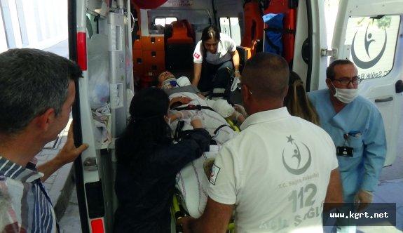 Kazada Yaralanan Öğrencilerin Tedavileri Sürüyor