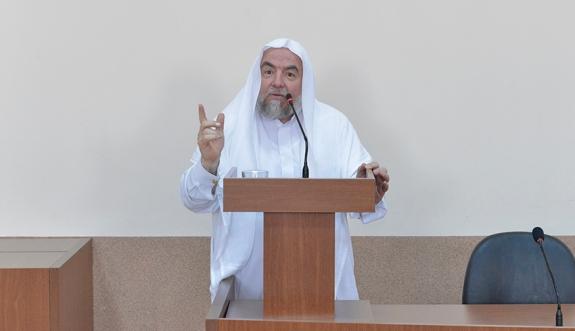KMÜ, İslam Hukuku Profesörü Said Bekdaş'ı Ağırladı