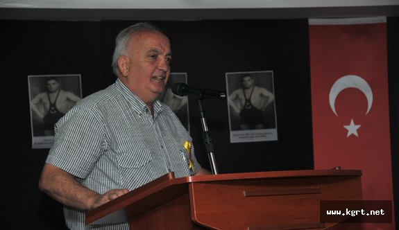 KMÜ, Gazanfer Doğu'yu Ağırladı