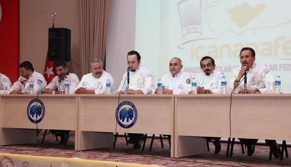 KMÜ'de Ünlü Şefler Geleceğin Aşçılarıyla Biraraya Geldi
