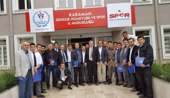 STK Ve Kurumlar Futbol Turnuvası 10 Mayıs'ta Başlıyor