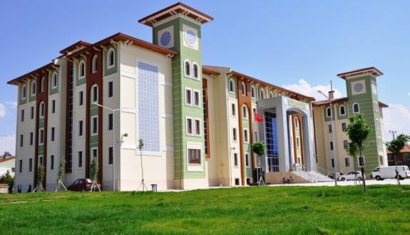 Cahit Zarifoğlu İmam Hatip Ortaokulu'ndan Çocuk Şenliği