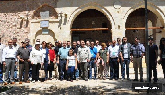 Ermenek Kültür Ve Turizm Çalıştayı Yapıldı
