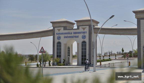 KMÜ, Akademik Teşvik Sıralamasında İlk 20 Üniversite Arasına Girdi
