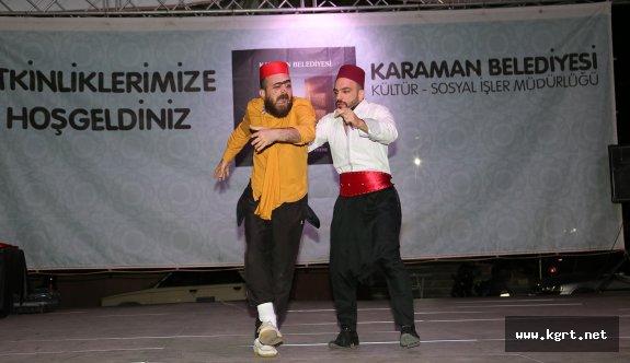 Ramazan Etkinlikleri Vatandaşların İlgi Odağı Oldu