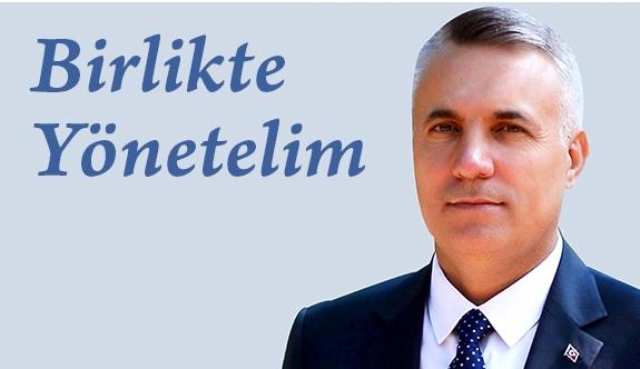 Rektör Adayı Karataş KGRT'yi Ziyaret Etti