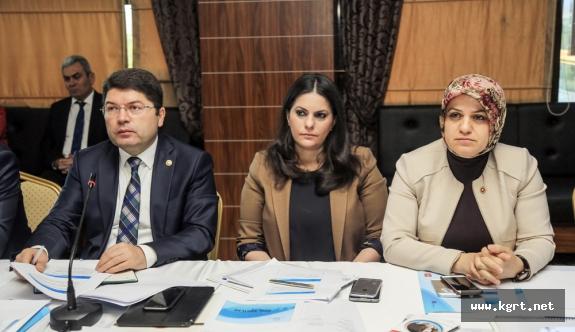 TBMM Çocuk İstismarını Önleme Komisyonu Karaman'da İncelemelerini Tamamladı
