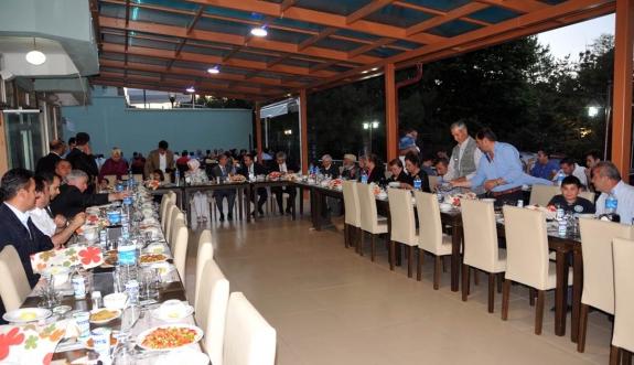 Vali Tapsız, Ayrancı Kaymakamlığının İftar Programına Katıldı