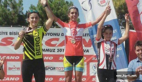 Dağ Bisikleti Yarışlarında Karaman Farkı