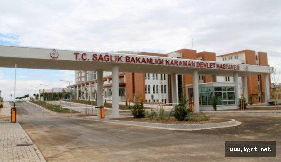 Devlet Hastanesi'nde 17 Personelin Görevine Son Verildi