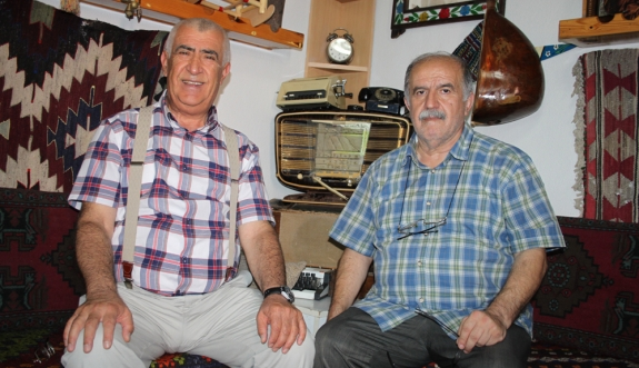 Erdoğdu'dan KGRT'ye Ziyaret