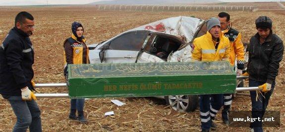 Karaman'da 2015 Yılında 808 Adet Ölümlü Trafik Kazası Meydana Geldi
