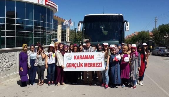Karamanlı Gençlere Tarih Ve Kültür Yolculuğu
