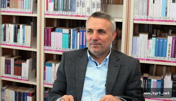 Karataş, Rektör Olursa Yönetimde Uyacağı İlkeleri Açıkladı