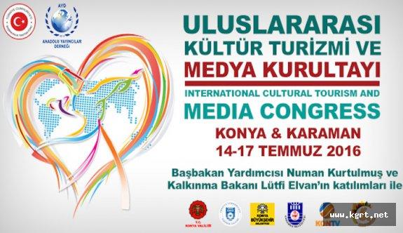 Konya ve Karaman, Dünya Medyasını Ağırlamaya Hazırlanıyor