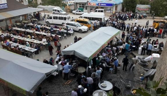 Sarıveliler Belediyesinden iftar