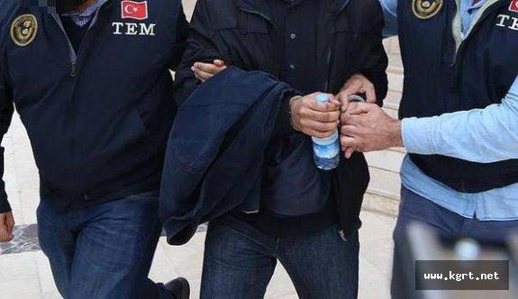 Sarıveliler'de 2 Kişi Tutuklandı