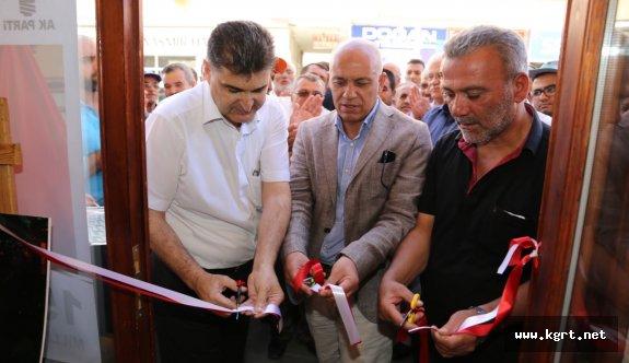 15 Temmuz Milli İradenin Yükselişi Sergisi Taş Binada Açıldı