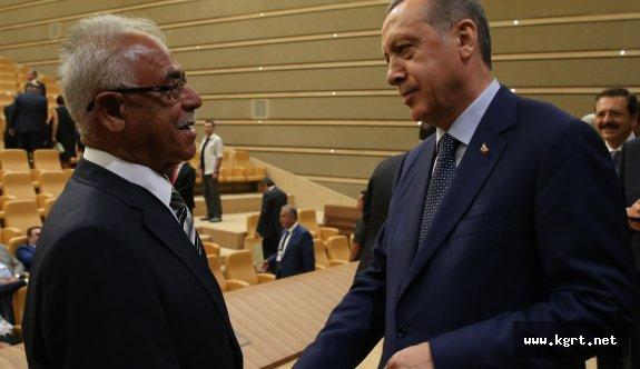 Borsa Başkanı Baştuğ, Cumhurbaşkanı Ve Başbakan'ı Ziyaret Etti