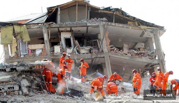 Bugün Marmara Depreminin 17. Yılı