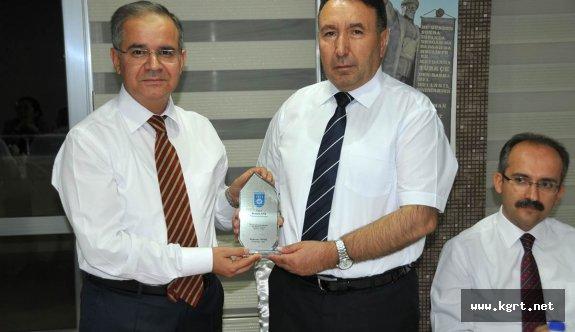 Garnizon Komutanı Jandarma Kıdemli Albay Mustafa Akış İlimize Veda Ediyor