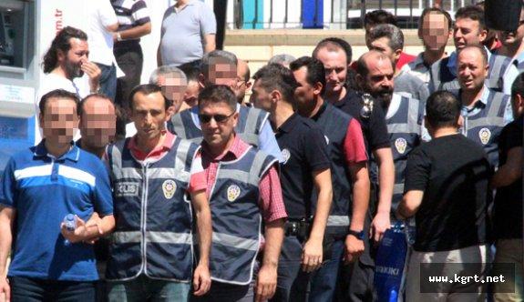 Karaman'da FETÖ Operasyonuna 26 Tutuklama