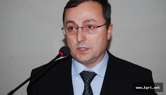 KMÜ Rektör Yardımcısı Prof. Dr. Ahmet Yıldırım'dan Basın Açıklaması