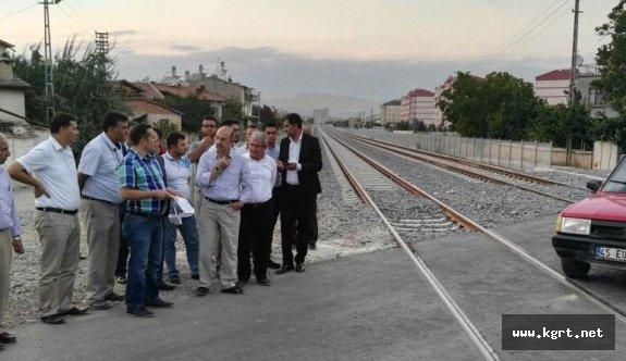 Konya-Karaman Hızlı Tren Hattı Çalışmaları Yıl Sonuna Kadar Bitecek miş?