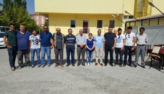 Rektör Adayı Karataş'tan Basına Teşekkür