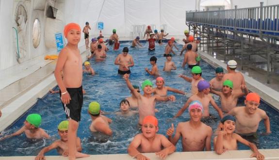 Yaz Spor Okulları Cıvıl Cıvıl