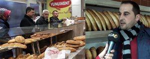 Trabzon Ekmek Firini Yenilendi
