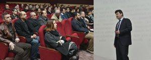 KMÜ'de Akademik Tesvik Ödenegi Bilgilendirme Toplantisi Yapildi