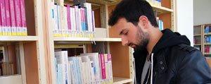 KMÜ Kütüphanesinden 2015 Yilinda 17 Bin 890 Kitap Ödünç Alindi