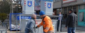 Karaman'da Kisi Basi Atik Miktari 1.21 Kg Oldu