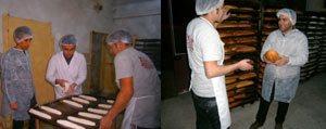 Kaliteli Ekmek Üretim Çalismalari Devam Ediyor